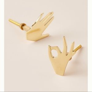 Anthropologie Palmistry 🖐 Knob Only, Never Used